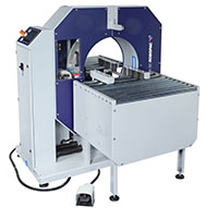 Compacta SPR4 and SPR6, 31.6 Inch (in) Infeed/Outfeed Table Height Semi-Automatic Horizontal Stretch Bundling Wrapping Machine -  4