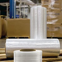 Fortitude® Performance Hand-Wrap Pallet Wrapping Film - 3