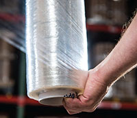 X-Series Pre-Stretched Hand-Wrap Pallet Wrapping Film