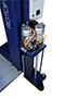 Rotoplat 708 Semi-Automatic Turntable Stretch Wrapping Machinery - 14