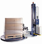 Technoplat 708 CW Semi-Automatic Turntable Stretch Wrapping Machinery - 5