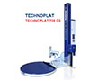 Technoplat 708 CS Semi-Automatic Turntable Stretch Wrapping Machinery