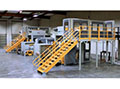 TopTier High Infeed Palletizers