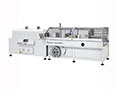 HS Servo Series 20.48 Inch (in) Cross Sealing Bar Length Box Motion Side Sealer with Shrink Tunnel
